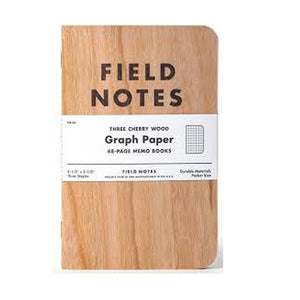 Cherry Graph Memo Book