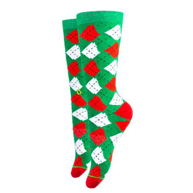 Argyle State Sock | Irish Edition