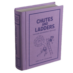 Chutes and Ladders | Vintage Bookshelf Edition