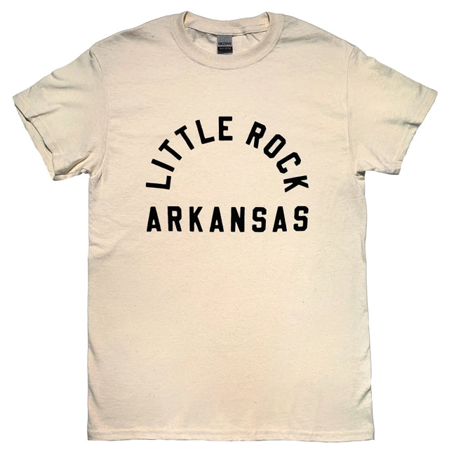 Little Rock Arkansas Classic Tee
