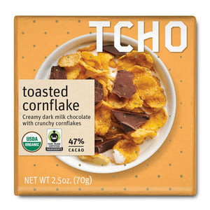 Toasted Cornflake Chocolate