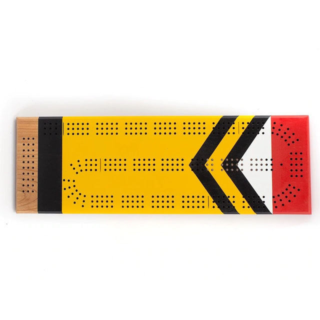 Cribbage Board | Dalles Des Morts