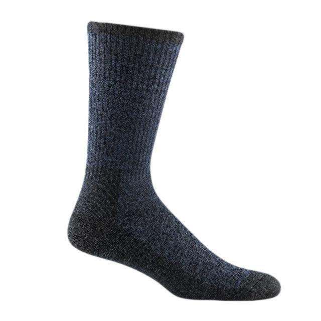 Hiker Micro Crew Cushion Sock | Denim