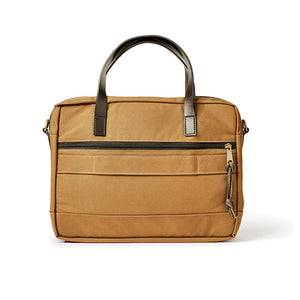 Dryden Briefcase | Whiskey