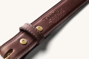 Dress Belt | Cognac