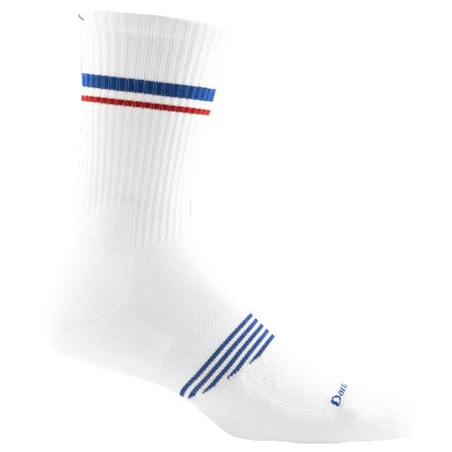 Element Crew Lightweight w Cushion Sock | White