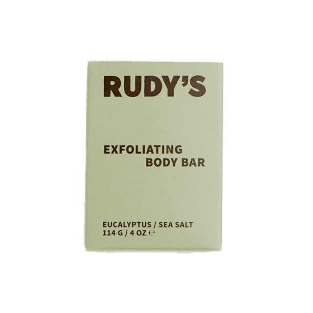 Eucalyptus Exfoliating Body Bar