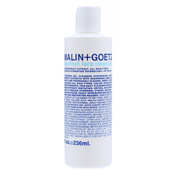 Malin+Goetz Grapefruit Face Cleanser