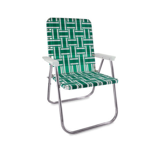 Lawn Chair | Green Deluxe Chair