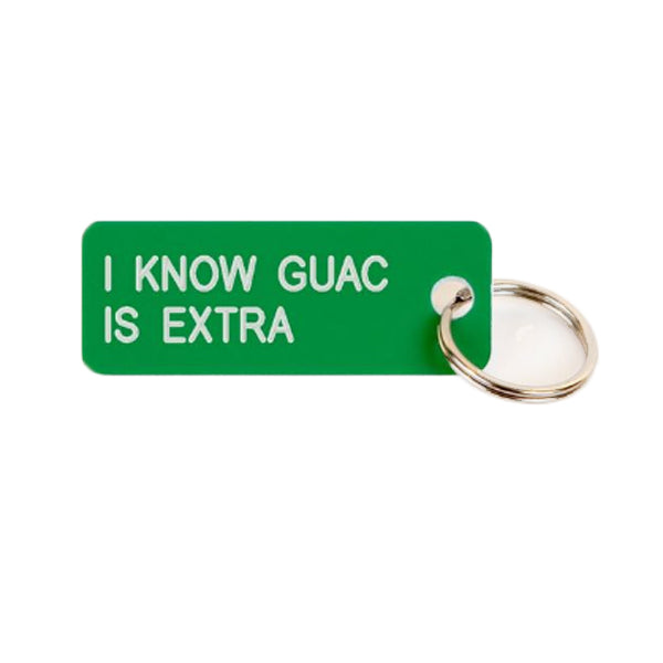 Key Tags by Various Projects | Guac Extra