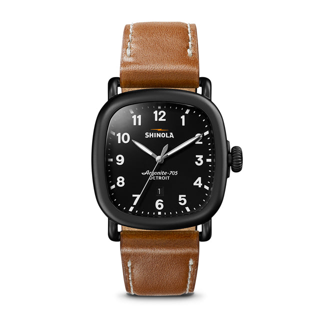 The Guardian Watch | Black