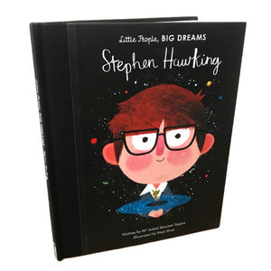 Little People, Big Dreams | Stephen Hawking