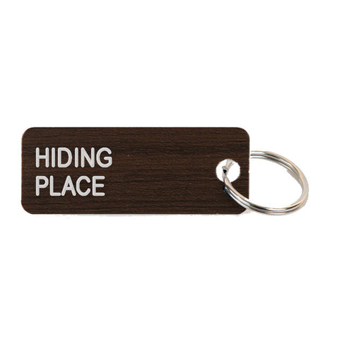 Key Tags by Various Projects | Hiding Place