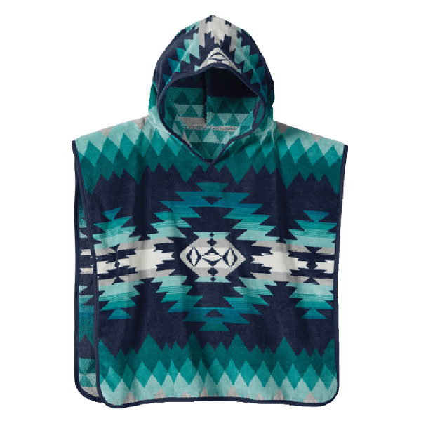 Pendleton Kids Jacquard Hooded Towel | Papago Park