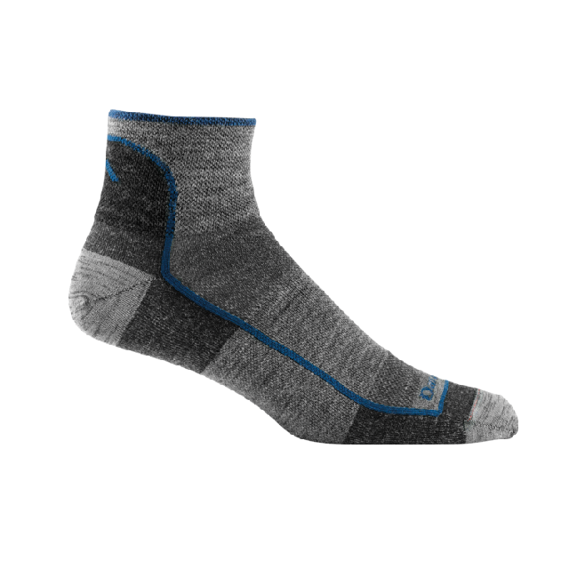 1/4 Light Sock | Charcoal