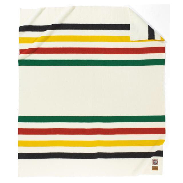 Queen National Parks Blanket | Glacier