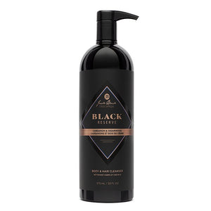 Black Reserve Body & Hair Cleanser