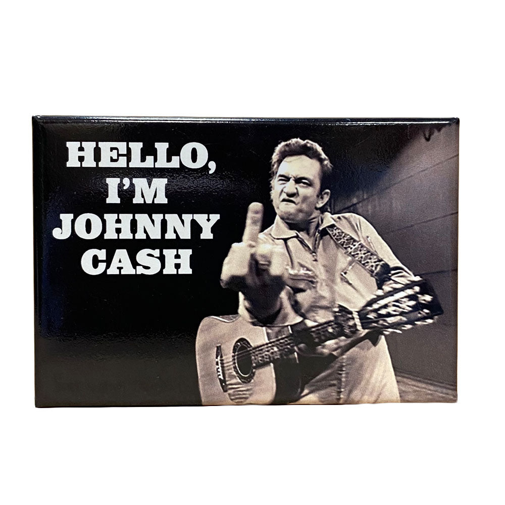 Johnny Cash Candle