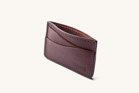 Tanner Goods Journeyman Wallet | Cognac