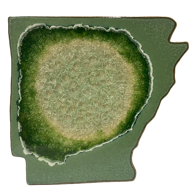 Arkansas Trivet | Jungle