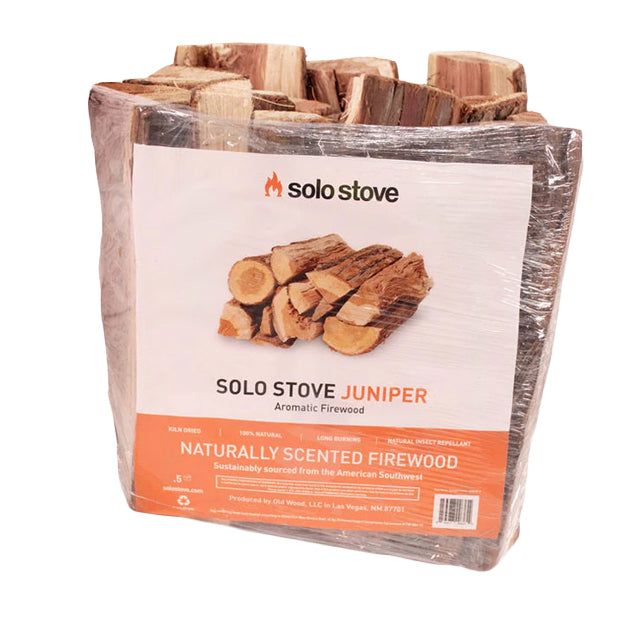 Juniper Aromatic Firewood