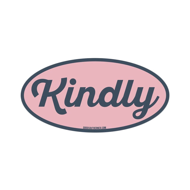 Kindly Sticker