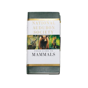 National Audubon Society Field Guide to Mammals