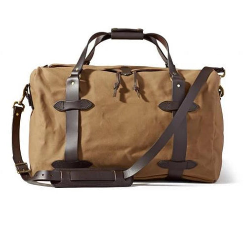 Medium Duffle | Tan