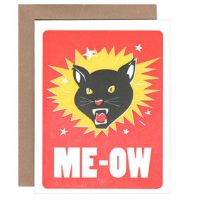 ME-OW Card