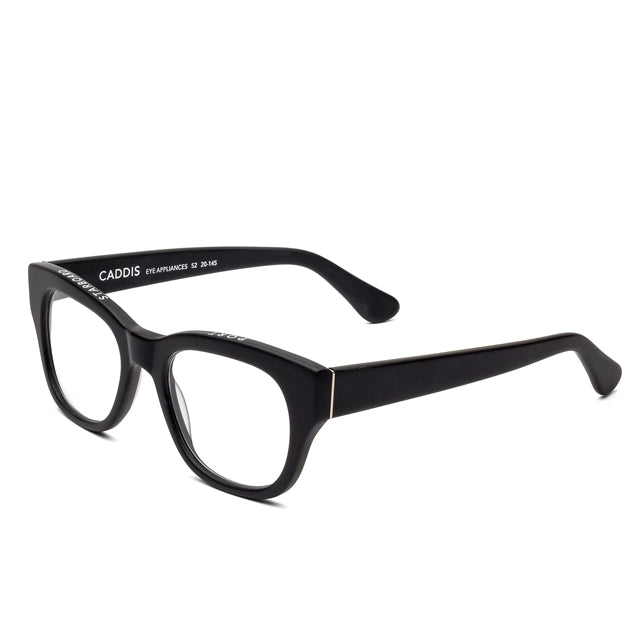 Miklos Reading Glasses | Matte Black