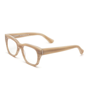 Miklos Reading Glasses | Matte Bone