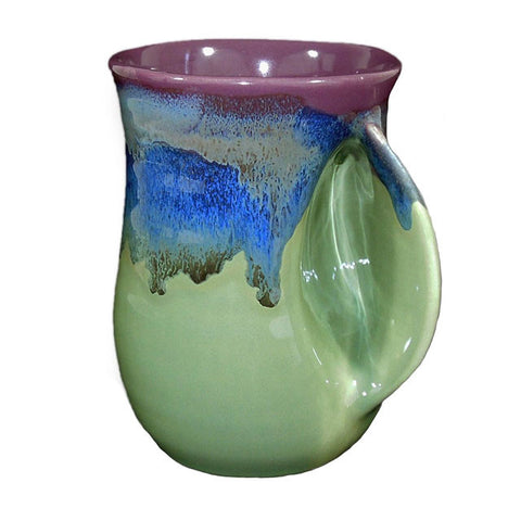 Clay In Motion Handwarmer Mug | Mossy Creek
