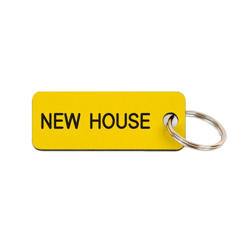 Key Tags by Various Projects | New House