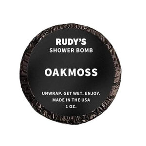 Rudy's Shower Bomb
