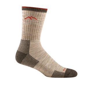 Hiker Micro Crew Cushion Sock | Oatmeal