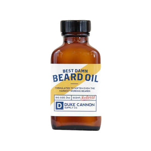 Redwood Beard Oil