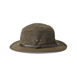 Tin Cloth Packer Hat | Otter