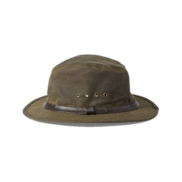 Filson Tin Cloth Packer Hat | Otter