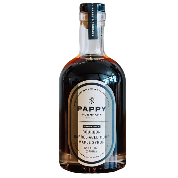 Pappy & Co. Bourbon Barrel Aged Pepper Sauce