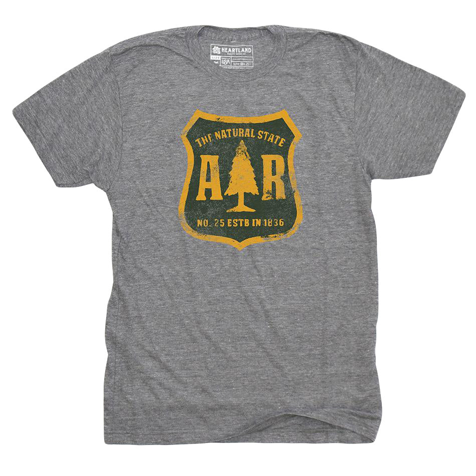 Arkansas Forestry Dept Tee