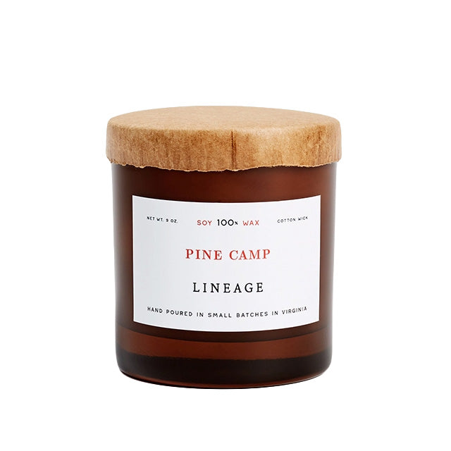 Summer Sweet + Pine Candle