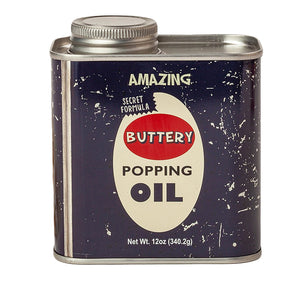 Buttery Popping Oil