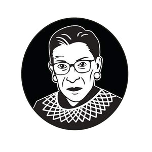 RBG Relief Magnet