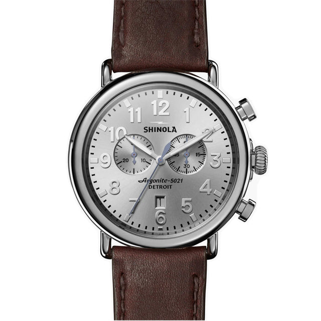 The Runwell 47mm | Silver