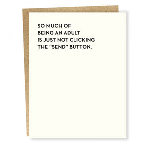 Send Button Card