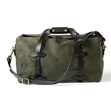 Small Duffle | Otter Green