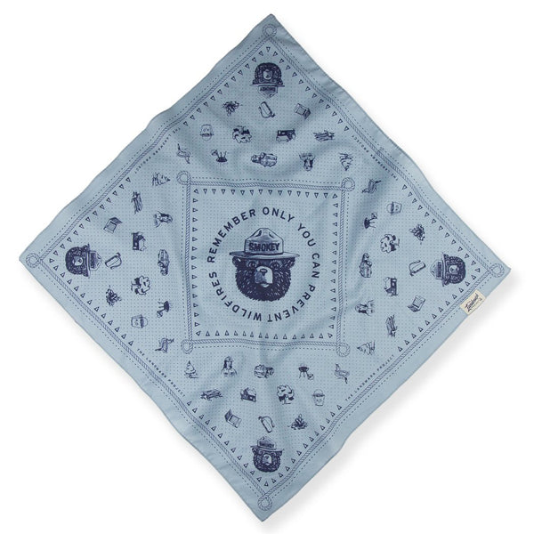 Smokey the Bear Only You Bandana