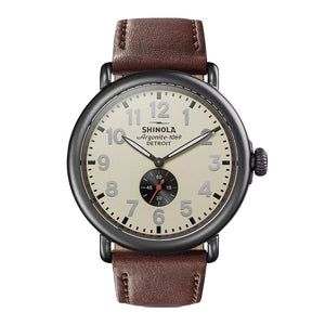 The Runwell Sub Second 47mm | Cream