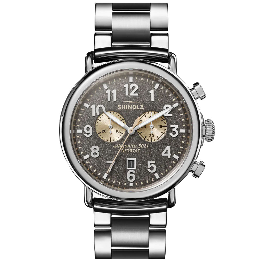 The Runwell 47mm | Cool Gray