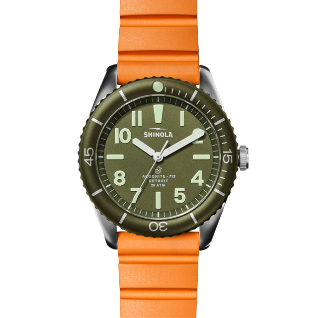 The Duck 3h 42mm | OD Green